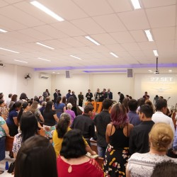 Ieadjo Beth Shalom sediou Culto da Rádio 107,5 FM do mês de setembro
