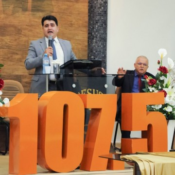 CULTO DA RÁDIO 107,5 FM – 29/11