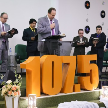 Culto da Rádio 107 FM