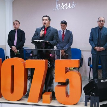 Culto da Rádio 107,5 FM – 03/18