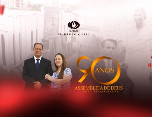 Assembleia de Deus completa 90 anos em Santa Catarina